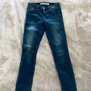 Zara Trafaluc Denimwear Jeans Size 4 / 26
